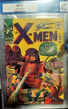 X-men 16 CGC 7.0 (3rd Sentinels). Awesome!!! Buy ME!!!