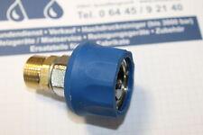 Adapter KEW-Nilfisk für Kärcher HD-Schlauch-Kupplung auf M 22 x 1,5