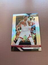 2018-19 Panini - Prizm Basketball: Hassan Whiteside Silver Prizm