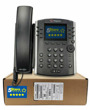 Polycom VVX 401 IP Phone (2200-48400-025) - Brand New, 1 Year Warranty