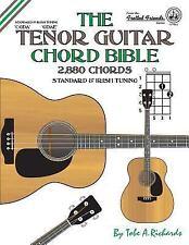 Tenor Guitar Chord Bible : Standard and Irish Tuning 2,880 Chords: By Richard...