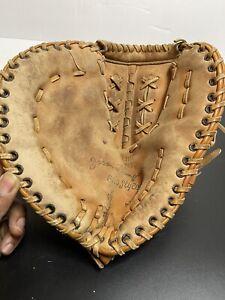 "Vintage Wilson A2852 12.5"" Grip Tite Pocket Jason Thompson First base Glove, LHT"