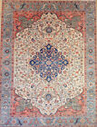 Hand-knotted Rug (Carpet) 9'3X12', Serapi mint condition