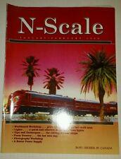 N - Scale Magazine January  / February 1999