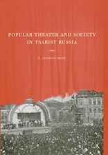 Popular Theater and Society in Tsarist Russia (, Swift+=