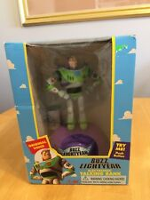 Toy Story Buzz Lightyear Electronic Talking Bank Thinkway Toys New In Box