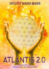 Atlantis 2.0|Brigitte Maria Maier|Gebundenes Buch|Deutsch