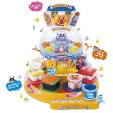 Anpanman Capsule Round Fun Conveyor Belt Sushi DX Japan Toy