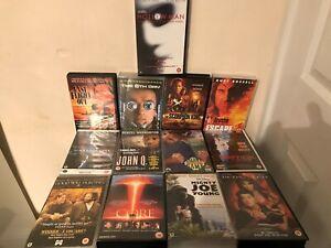 13 x Big Box Films VHS Videos Bundle Joblot PAL