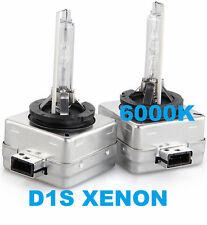Coppia lampade bulbi universali XENON ricambio D1S ,6000K.Bianco Xeno auto 35-55