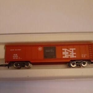 Marklin Mini Club New Haven Box Car LNIB 8673