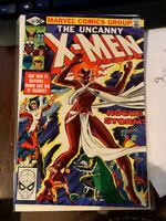 Uncanny X-Men  1981 Bronze age Marvel  4 Book Lot.
