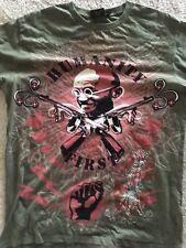 Christian Audigier Shirt ed hardy t-shirt Sz XL Tattoo New
