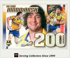 2008 Select NRL Champions Case Card CC11: Nathan Hindmarsh (Eels)