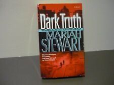 MARIAH STEWART ROMANTIC SUSPENSE - DARK TRUTH - BOOK 3 TRUTH SERIES