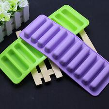 Pudding Mould Schokolade Form Hersteller Silikon Zylinder Eiswürfel einfrieren