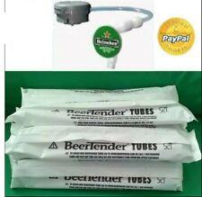 10 tubes Beertender neuf pour machine à bière Seb ou Krups ( colissimo )