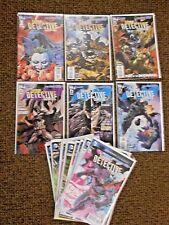 Detective Comics new52 1-20