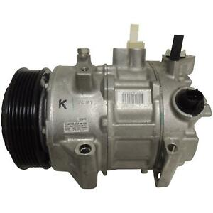 88310-06570 AC Compressor with Clutch 2018-19 Toyota Camry 2.5L 7SES17C