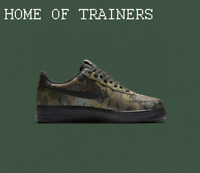 Nike Air Force 1 '07 LV8 Reflective CAMO 718152-203 Men's Trainers - SALE