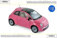 Fiat 500C 2010 So Pink  NOREV - NO 187752 - Echelle 1/18