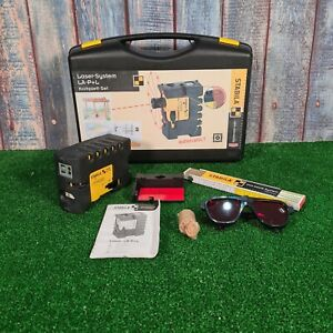Stabila Compact Laser LA-P +L Levelling Line Laser with Point Function