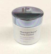 Meaningful beauty Cindy Crawford Rich Moisture  Masque 2.0 Full New & Sealed