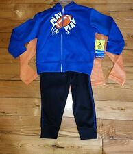 NWT Boys CHAMPION 3 Piece Performance Outfit Set Size 3T