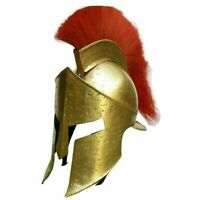 Medieval Centurion 300 Spartan Helmet King Leonidas Movie Armor Collectible Gift