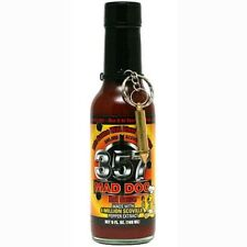Mad Dog 357 Collectors Edition Hot Sauce 600,000 Scoville Units Pepper 5 oz.