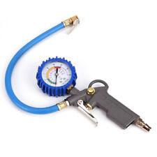 Druckluft Reifenfüller mit Schlauch und Manometer Reifenfll-Messgert