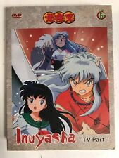 Inuyasha TV Part 1 3 DVD Box Set Japanese/English Dual-Language
