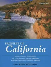 Profiles of California, 2013: Print Purchase Includes 3 Years Free Online Access