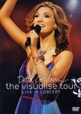 Delta Goodrem - The Visualise Tour (Live in Concert) (2005)  DVD NEW  SPEEDYPOST