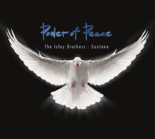 The Isley Brothers and Santana - Power of Peace - New Vinyl LP