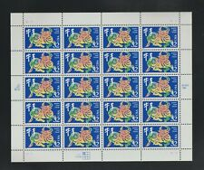 "1996 US Postage Stamps Sheet. Year of the Ox Sc # 3120 ""Asian"" Lunar New Year"