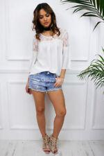 Camisas y tops de mujer de poliamida talla M