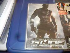 G.I. Joe: The Rise of Cobra (2009) Idw; 1 - 4; 4 issue complete set/lot/run