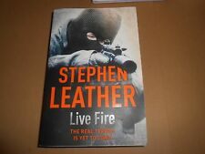 Stephen Leather - Live Fire - Paperback Book