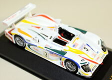 Ixo 1/43 Scale LMM003 Audi R8 #3 Team Champion Le Mans 2001 Diecast Model Car