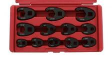 ABN Jumbo Crowfoot Flare Nut Wrench SAE Standard Set For 3/8' Inch And 1/2' 12