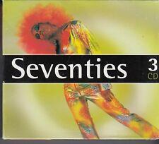 SEVENTIES 3-CD BOX HOLLAND Heatwave Rubettes Mud Mr Big Tina Charles Sailor ETC