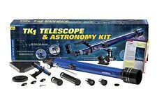 Thames & Kosmos 677015 TK1 Telescope & Astronomy Kit Science Kit