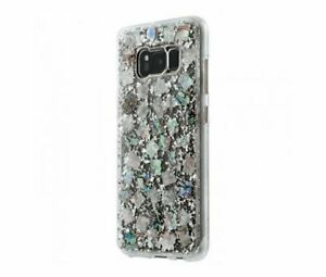 Case-Mate Karat Samsung Galaxy S8 Case / Cover - Mother of Pearl - New