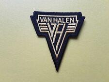 POP, ROCK, PUNK, METAL MUSIC SEW ON & IRON ON PATCH:- VAN HALEN