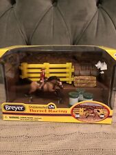 Breyer stablemate Barrel Racing