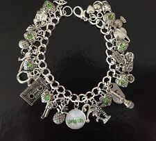 Psych Charm Bracelet, Psych Bracelet, Shawn And Gus, Shawn And Juliette, Tv Show