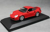 Minichamps Maxichamps Porsche 911 996 Turbo in Red 1999 940069300 1/43 NEW