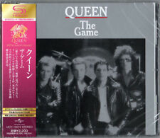 QUEEN-THE GAME-JAPAN SHM-CD E50