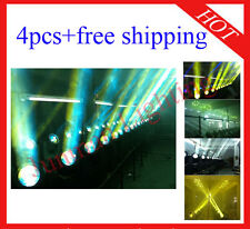 4pcs 230W 7R Sharpy Beam Moving Head Light Stage Light Flight Case Free Shipping